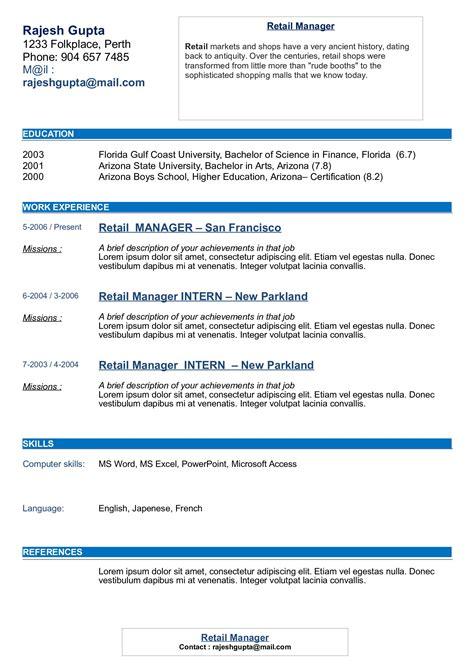 original resume templates 28 images original resume meganwinsby resume formats rev cv original 28 curriculum vitae