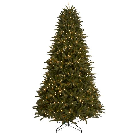 9 color switch plus regal fir pre lit christmas tree with
