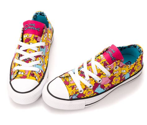 Harga Converse X The Simpsons converse unisex chuck all x simpsons