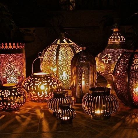 simple yet beautiful ways to create rich moroccan d 233 cor 1000 ideas about moroccan lanterns on pinterest hanging