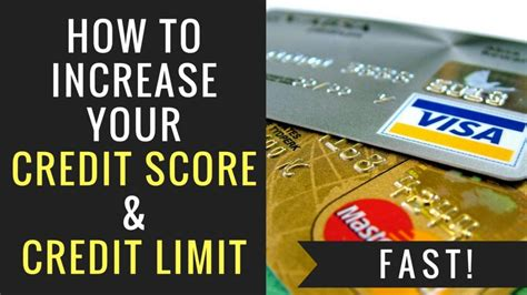 What Is Credit Ceiling by 80 How To Increase You Credit Score Credit Limit Fast