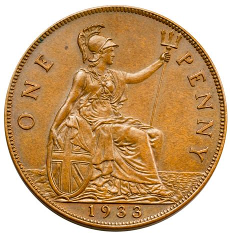 1933 penny | coin collectors