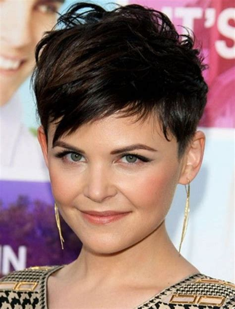 pixie cuts how to style a ginnifer goodwin pixie hair on pinterest short curly hair pixie cuts and