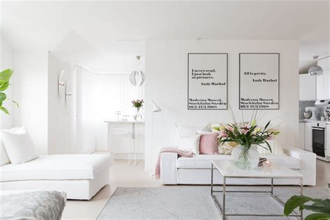 white home interior black and white decor creates instant flair decoholic