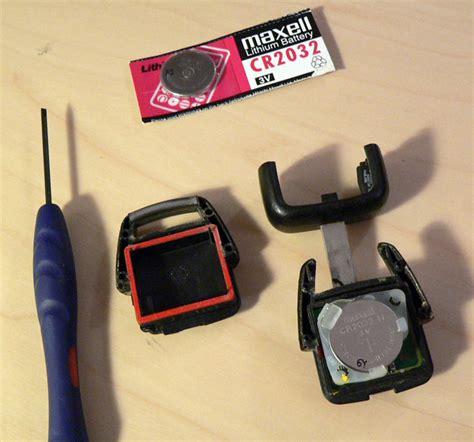 dioda w pilocie opel wymiana baterii w kluczyku w pilocie opel dixi car