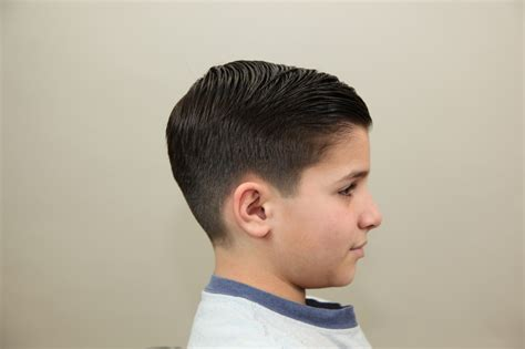 haircut size 5 classic young man s tapered haircut hairbrained
