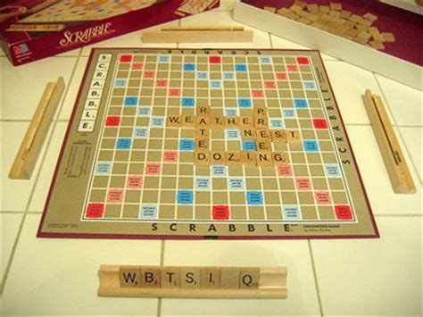 is dif a scrabble word all i really needed to i learned from the