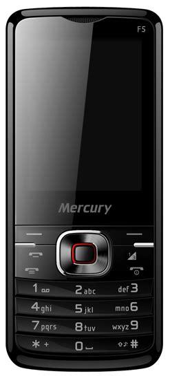 Mercury F5 Multimedia Phone – 3 SIM, GPRS, Motion Sensor