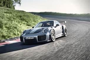 Porsche Gt1 Rs 2018 Porsche 911 Gt2 Rs Hiconsumption
