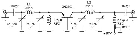 a high gain integrated circuit rf if lifier with wide range agc a high gain integrated circuit rf if lifier with wide range agc 28 images solutions ltc6269