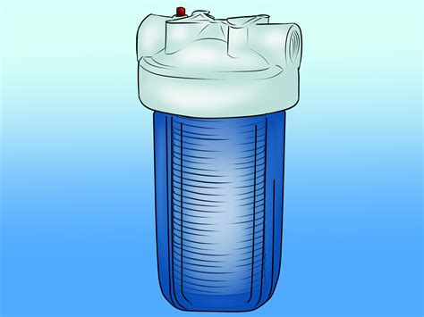 water filter how to replace an aqua ap810 water filter 6 steps