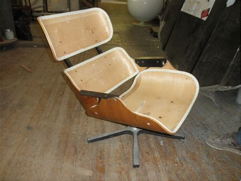vintage eames lounge chairs real  reproductions