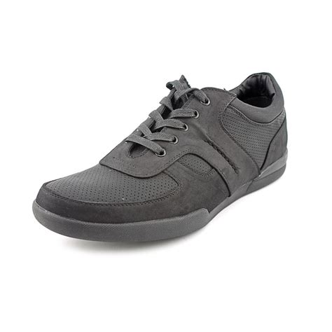 unlisted shoes unlisted kenneth cole fast thinker mens faux leather