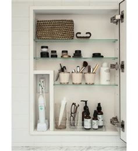 Bathroom Cabinet Electric Toothbrush What A Great Way To Hide An Electric Toothbrush Rooms
