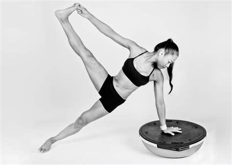 boat pose bosu 22 best images about bosu yoga on pinterest strength