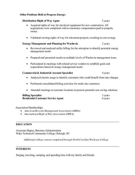 revised resume sherrie blizzard 2015