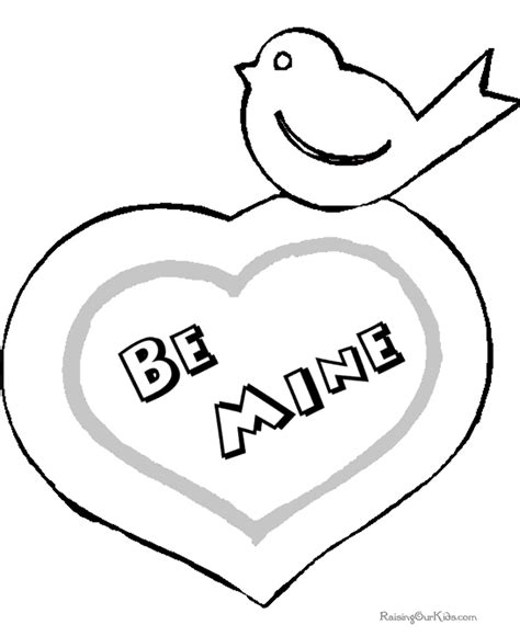 coloring page of a valentine heart valentine heart coloring pages coloring home