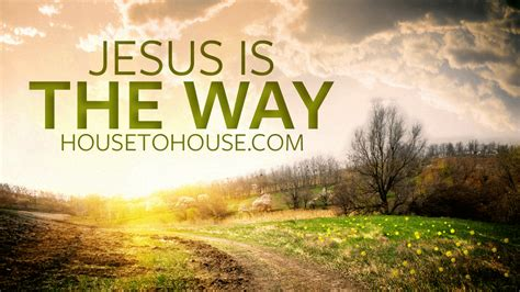 Exceptional Glad Tidings Church #6: Jesus-is-the-way.png