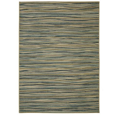 cool area rugs mohawk home melody stripe cool 7 ft 6in x 10 ft area