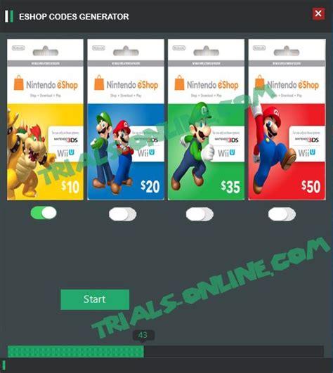 Nintendo Gift Card Generator - the 25 best ideas about eshop code generator on pinterest free eshop codes buy