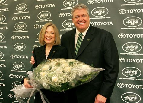 rex ryan s wife michelle ryan playerwives com