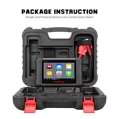 Advanced Electronic Applications Mba Rc Code Reader by Autel Coding Scanner Maxidas Ds808 Advanced Version Of