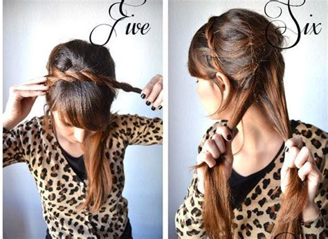 step by step twist hairstyles braided hairstyle for girls step by step hairstyles