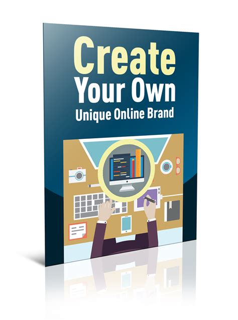 Design Your Own Home Page by Create Your Own Unique Brand Bigproductstore
