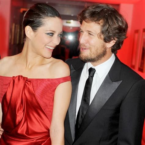guillaume canet and wife marion cotillard inside her love story with guillaume