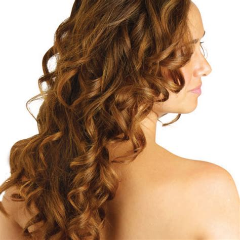 perms with curl formers how to use curlformers to create permanent waves on long