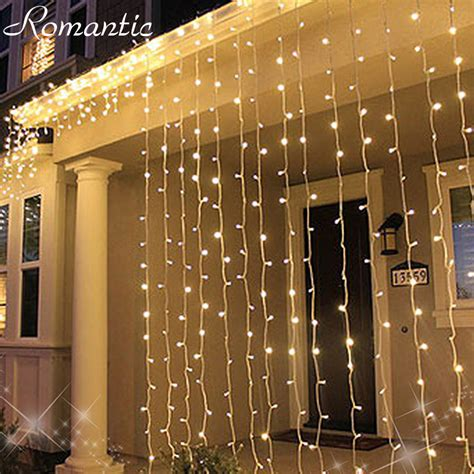 icicle lights bedroom warm white led icicle lights promotion shop for