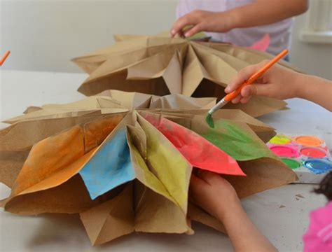 Paper Lunch Bag Crafts - 14 crafts for and tweens artbar