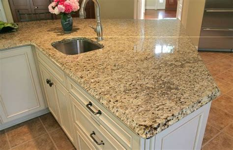 How To Get Granite Countertops Cheap by New Venetian Gold Granite Kitchen Countertops New