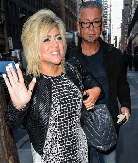theresa caputo wedding pictures another real housewife booted from bravo reality show