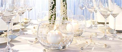 Hochzeitstag Tischdeko by Tischdeko Perlenhochzeit Ratgeber