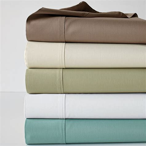 bedding sheets cotton bamboo sheets bedding set the company store