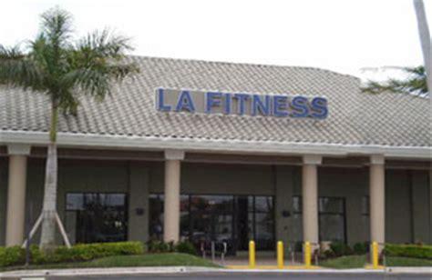 La Fitness Palm Gardens Fl by La Fitness Palm Gardens 7070 Fairway Drive