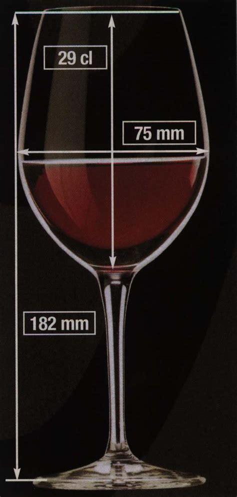 bicchieri per il vino i bicchieri da utilizzare