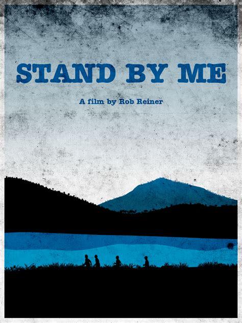 Stand By Me Lp Berkualitas minimal posters
