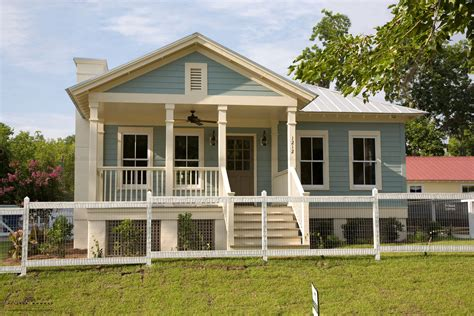 Allison Ramsey Architects by Beaufort River Cottage House Plan C0583 Design From