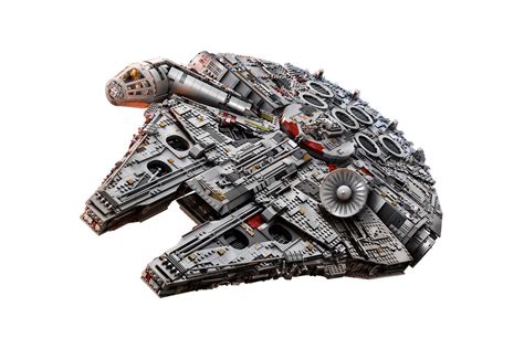 Set Tuti Black 3in1 2 the new 7 541 lego millennium falcon is the and most expensive set the verge
