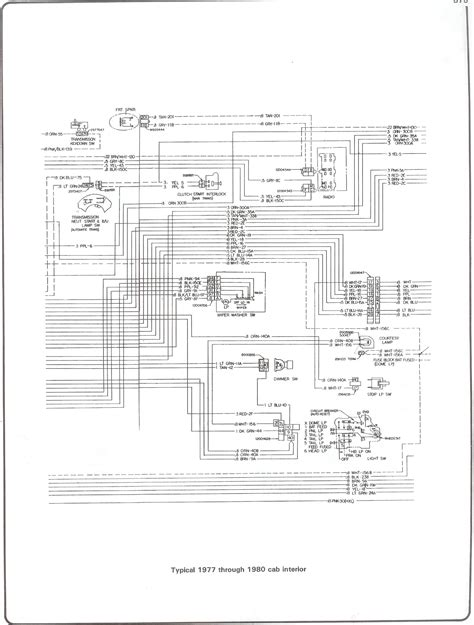 1982 chevy truck windsheild wiper wire diagram for a