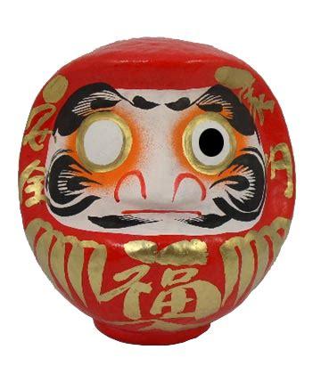 Daruma Tokyo Five Daruma Doll
