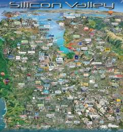 california map silicon valley so you are going to silicon valley are you ready