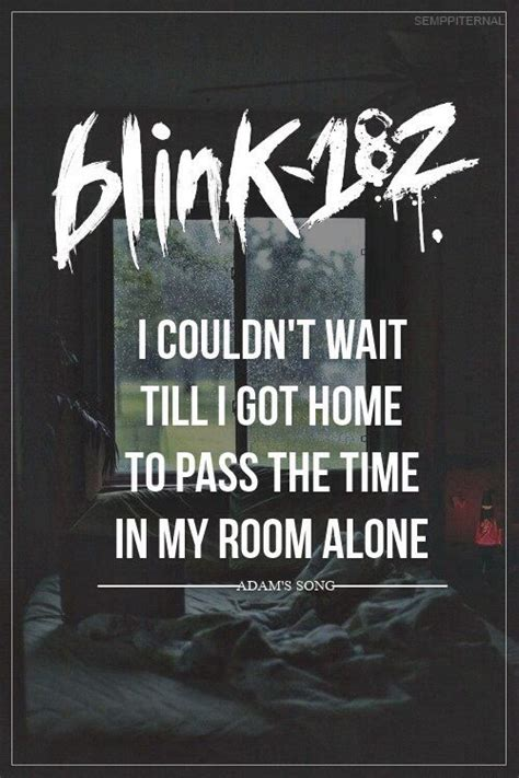 Three Years Go By In The Blink by Songs Blink 182 And The Times On