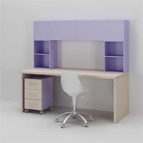 bureau pour gar輟n bureau enfant avec bloc tiroir sur
