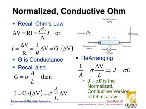 conductance of a 10 ohm resistor what is the conductance of a 10 ohm resistor 28 images current and resistance ppt specific