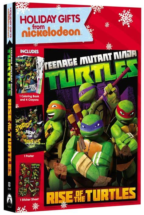 holiday giveaway teenage mutant ninja turtles rise