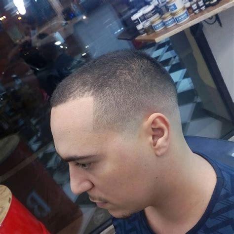 gaya rambut pria  barbershop indonesia terbaru
