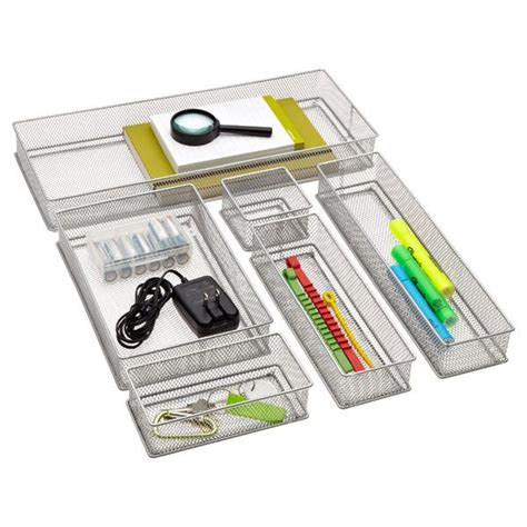 Drawer Organizer by Silver Mesh Drawer Organizers Apartment Inspiration
